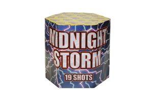 Midnight Storm by Benwell Fireworks