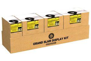 Brothers Pyrotechnics Grand Slam Display Kit