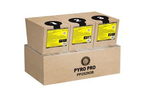 Brothers Pyrotechnics Pyro Pro Compound Display