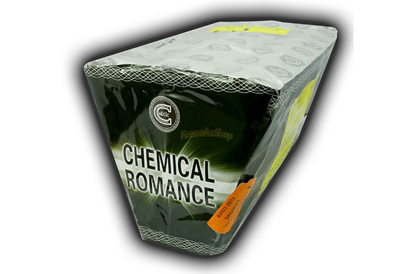 Chemical Romance By Celtic Fireworks