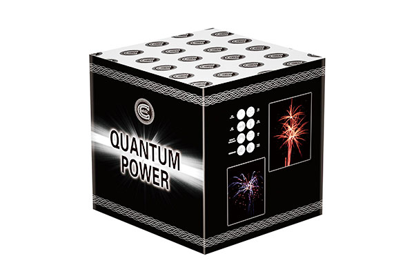 celtic fireworks quantum power