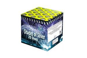 Fireworks International Shades of Silver