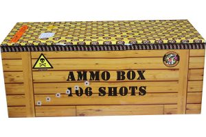 Fireworks International Ammo Box