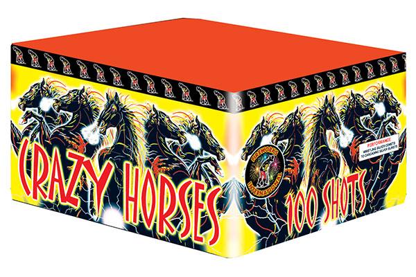 fires internaitonal crazy horses