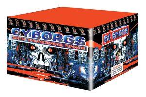 Fireworks International Cyborgs