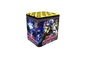 Fireworks International Killer Scorpions