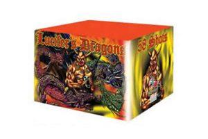 Fireworks International Lucifers Dragon