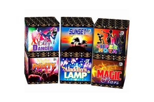 Hallmark Fireworks Magic 6