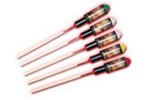 Kimbolton Fireworks Raptor (5 Rockets)