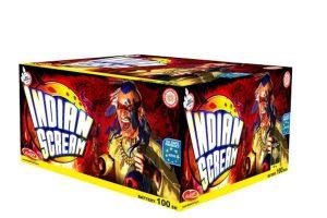 Indian Scream by Klasek