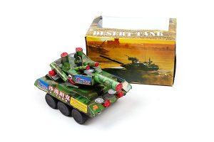 lesli fireworks desert tank