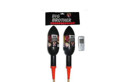 Royal Party Big Brother Rockets