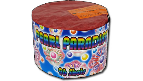 Benwell Fireworks Pearl Paradise