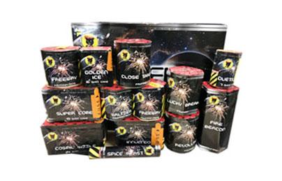 BlackCat Jupiter Selection Box
