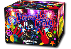 Brothers Fireworks Crazy Small