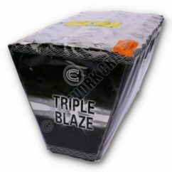 Triple Blaze By Celtic Fireworks