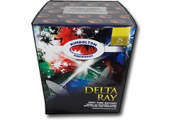 Delta Ray by Kimbolton Fireworks