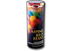 Jumping Jelly Beans by Kimbolton Fireworks