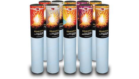 Kimbolton Fireworks Krakatoa Mines