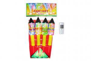 Panda Fantasy Show Rocket Pack