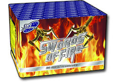 Skycrafter Swords Of Fire Small