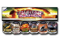 Thermo Shock (6 pack) by Skycrafter