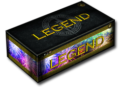 Legend Compound Display by Zeus Fireworks