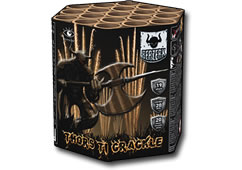 Thors Ti Crackle by Zeus Fireworks