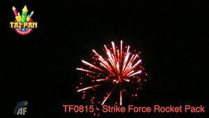 tai pan strike force rocket