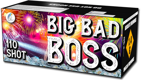 Absolute Fireworks - Big Bad Boss