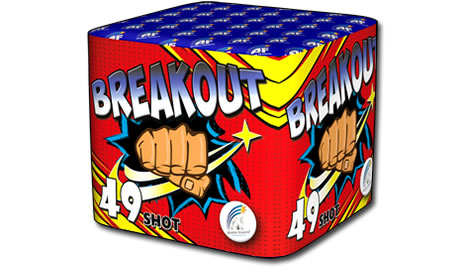 Absolute Fireworks - Breakout