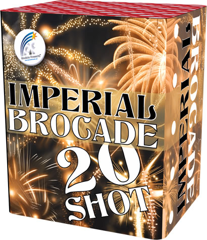 Absolute Fireworks Imperial Brocade