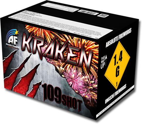 Absolute Fireworks Kraken