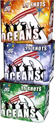 Absolute Fireworks Oceans 3