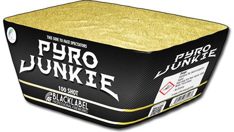 Absolute Fireworks Black Label Pyro Junkie