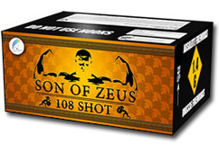 Son Of Zeus by Absolute Fireworks