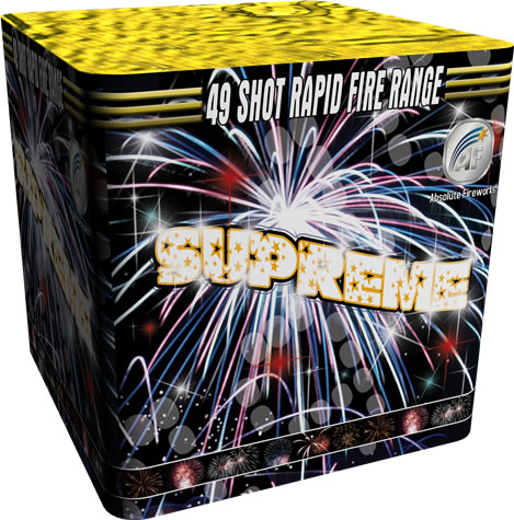 Absolute Fireworks 49ers Supreme