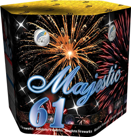 Absolute Fireworks 61 Majestic