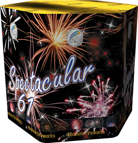 Absolute Fireworks 61 Spectacular