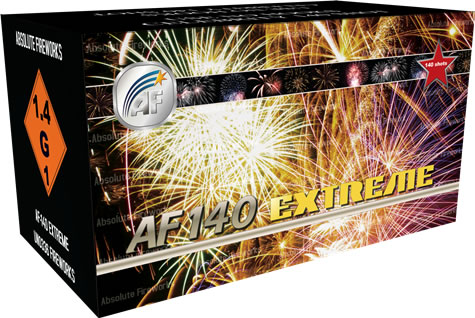 Absolute Fireworks AF140 Extreme