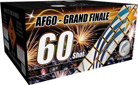 Absolute Fireworks AF60 Grand Finale