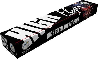 Absolute Fireworks High Flyer (4 Rockets)