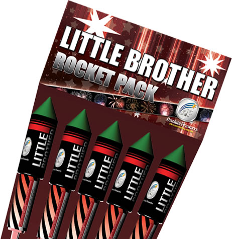 Absolute Fireworks Little Brother