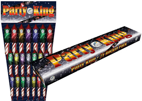 Party King (21 Rockets)