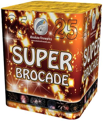 Absolute Fireworks Super Brocade
