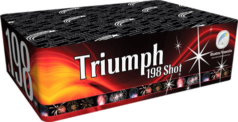 Absolute Fireworks Triumph