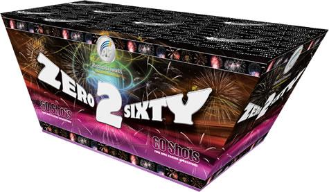 Absolute Fireworks Zero2Sixty