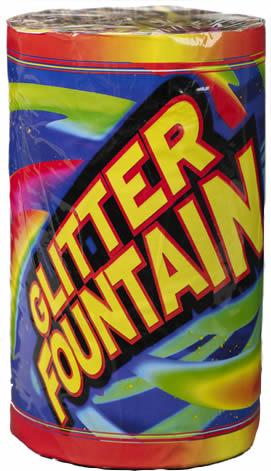 Astra Glitter Fountain