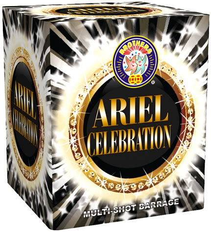 Brothers Pyrotechnics Ariel Celebration