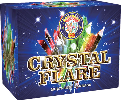 Brothers Pyrotechnics Crystal Flare